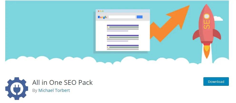 All in one SEO Pack - WordPress SEO Plugins