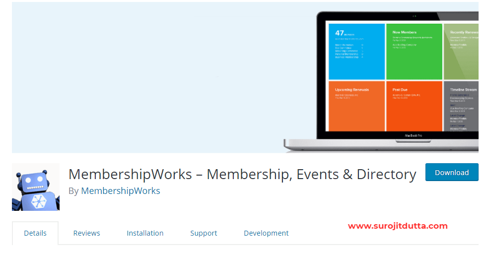 Wordpress Membership Works Plugins