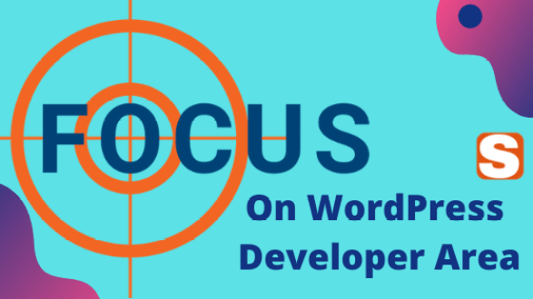 Focus On WordPress Developer Area