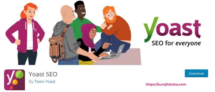 Yoast SEO best Plugins For WordPress SEO