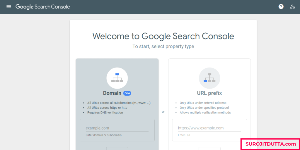 Free Keyword Research Tools- Google Search Console