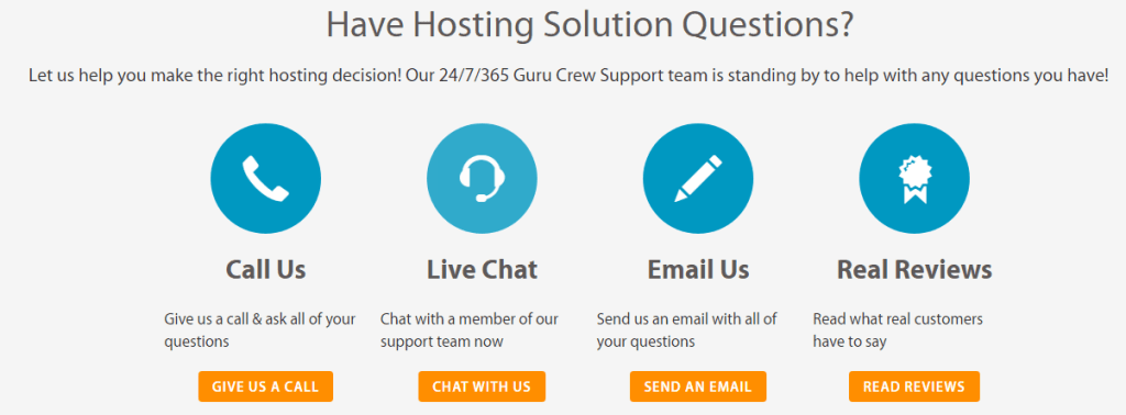 A2 Hosting Customer Care Support
