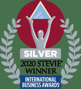SILVER 2020 Stevie Winner: International Business Awards