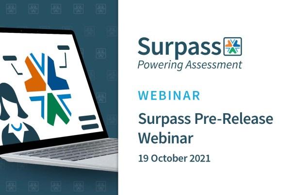 Surpass 12.27 Pre-Release Webinar