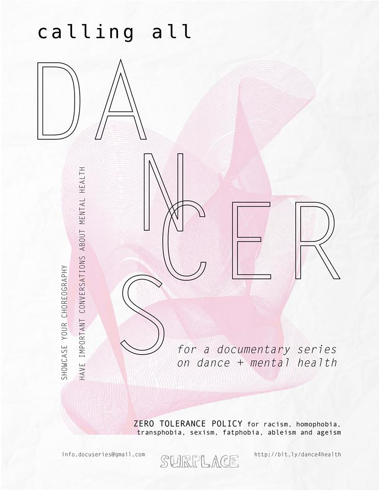 calling all dancers