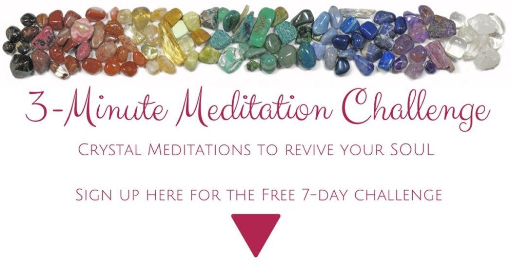 3-Minute Meditation Challenge