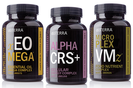 doTERRA lifelong vitality supplements for athletes