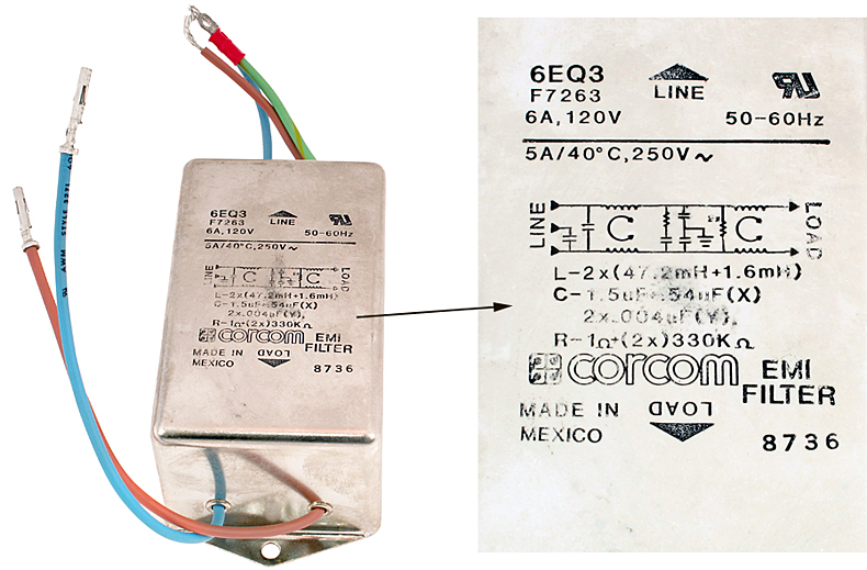 Terminal & Wire 110 To 250 Volt