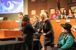 Mayor Wolcott at Surprise Youth Council Induction Ceremony