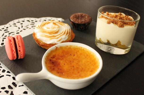 Caf gourmand n 2 surprises et gourmandises - Recette de mini dessert gourmand ...