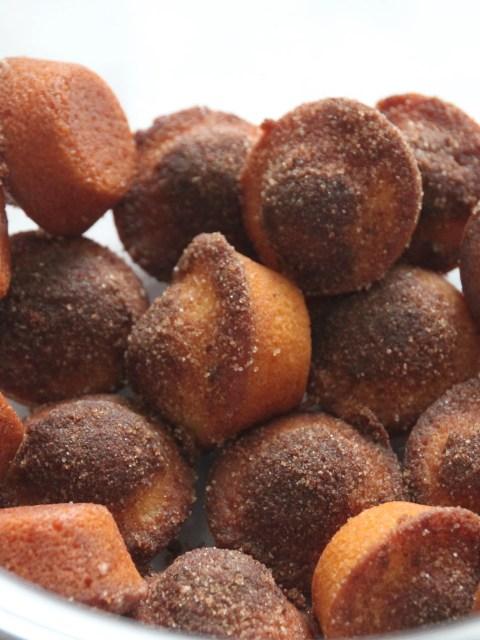 buttermilk mini muffins