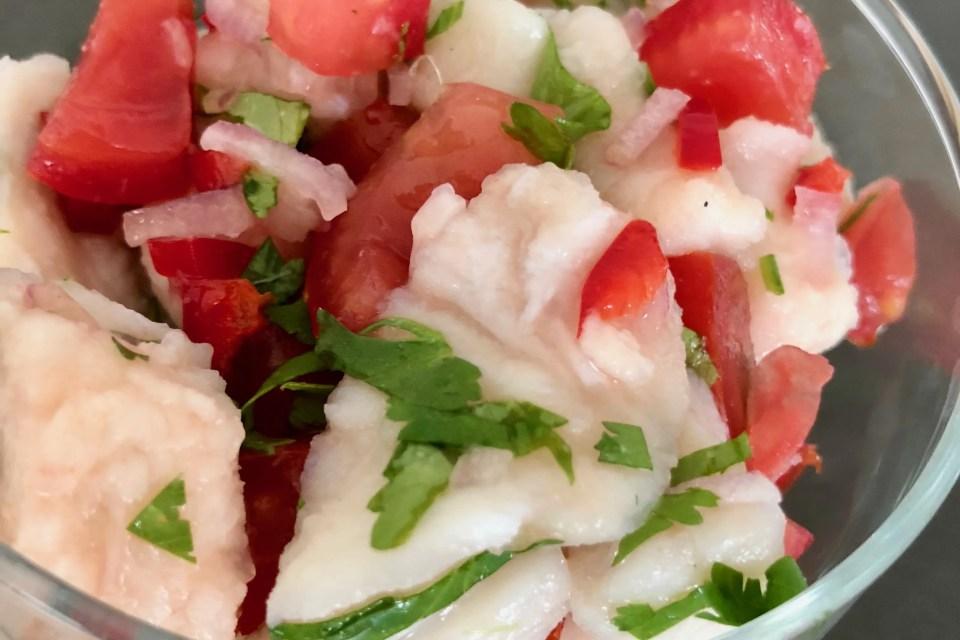 ceviche - pescado de ceviche