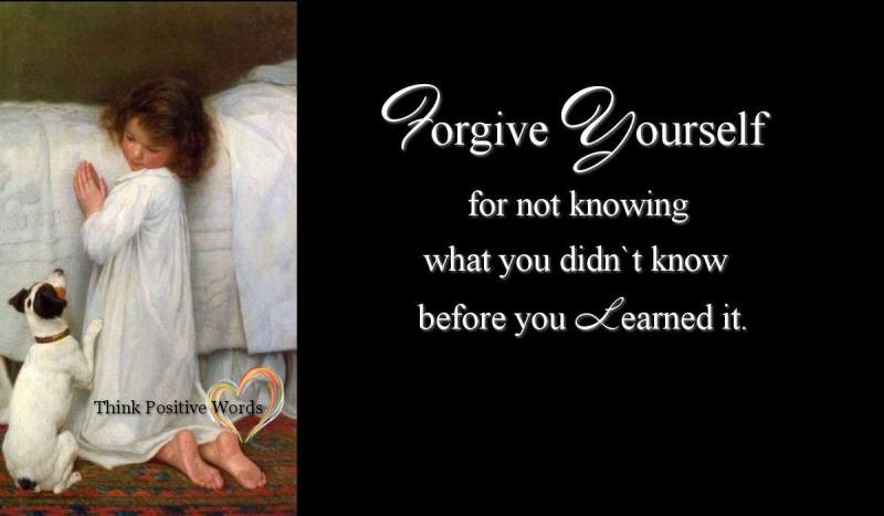 surprisinglives.net/forgive-yourself-quote
