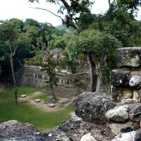The Mayan Ruins, Copan, Honduras
