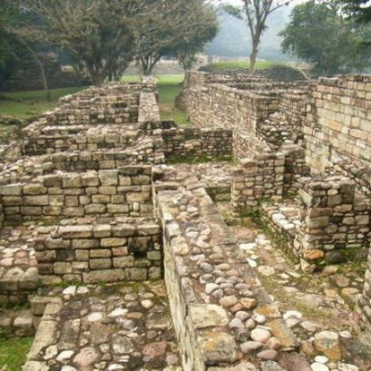 Mayan Ruins, Copan, Honduras