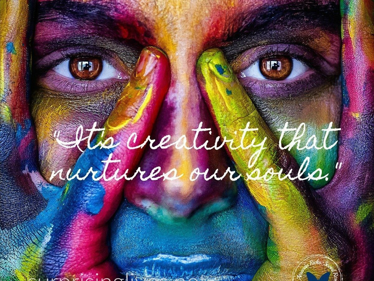 surprisinglives.net/creativity-nurtures-the-soul/