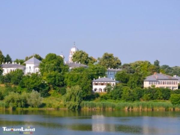 Manastirea Caldarusani - Snagov, judetul Ilfov