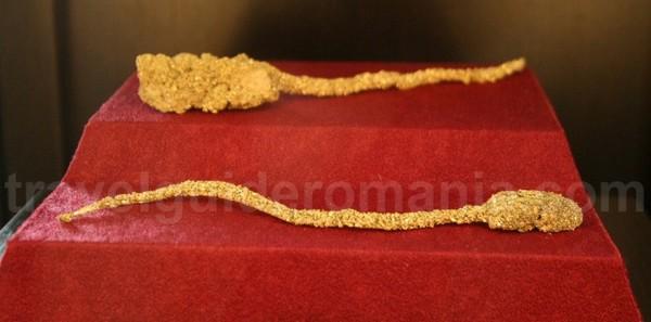 Muzeul Aurului din Brad (județul Hunedoara), singurul din Europa și unul dintre cele trei existente în toată lumea
