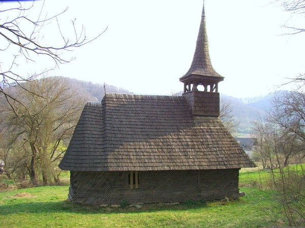 Biserica de lemn 'Adormirea Maicii Domnului' din Ileanda, judetul Salaj