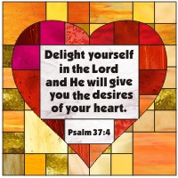 Image result for delight yourself in God's Word