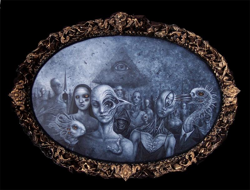 """Necropolis"" Dark Arts Show:"