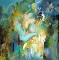 Paradis Perdu (Désir I) (1977) 200x195