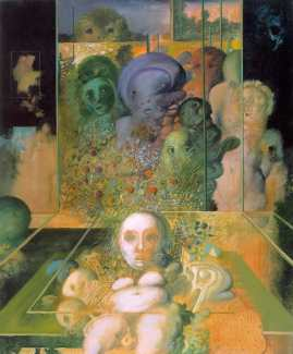 Les Dieux Eux-Mêmes (1974) 73x60
