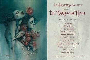Marvelous Minds Artists