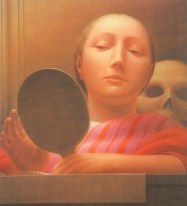 George Clair Tooker 1920-2011 - American Magic Realist painter - 3