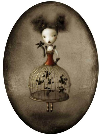 Sheryl by Nicoletta Ceccoli