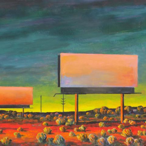 Nicolas Gadbois Surreal Landscapes
