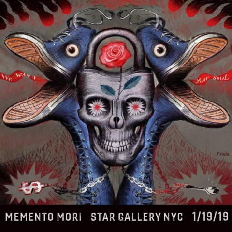 """Memento Mori"" Exhibition"