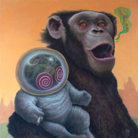 Bonobo Codependency - Chris Leib