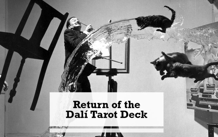 Return of the Dali Tarot Deck