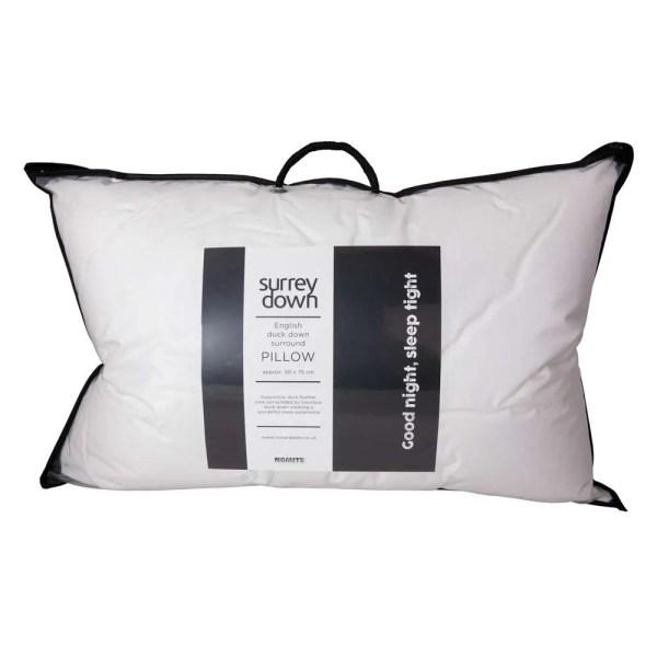 Surrey Down Duck Down Surround Pillow