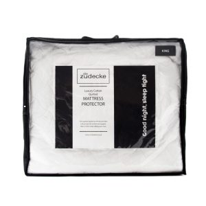 Die Zudecke Luxury Cotton Quilted Mattress Protector