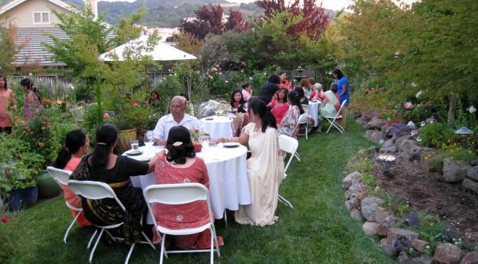 Summer Garden Ladies Evening