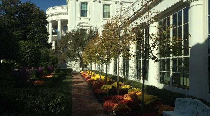 Visit to Washington, DC