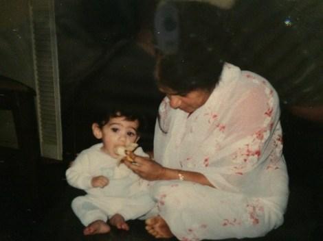 Mom & Jonathan