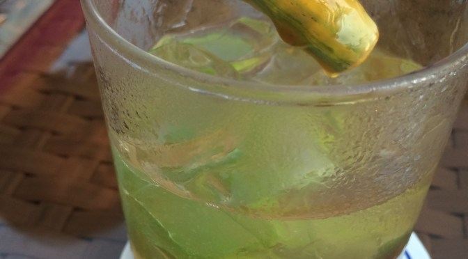 The Dawa Cocktail