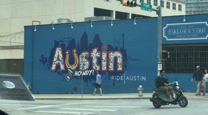 April in Austin