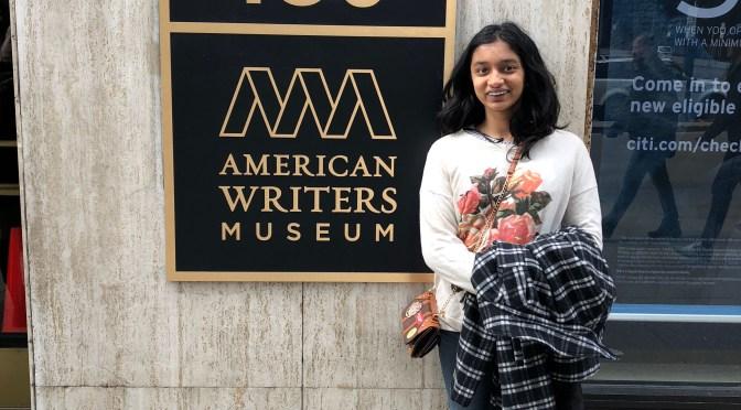 American Writers Museum. Chicago, Illinois