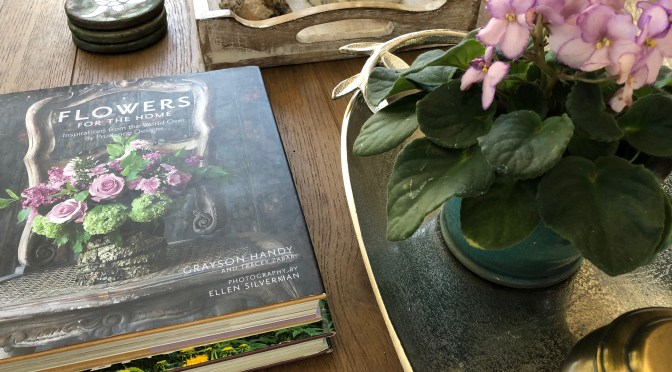 Flowers for the Home: Inspirations from the World Over by Prudence Designs