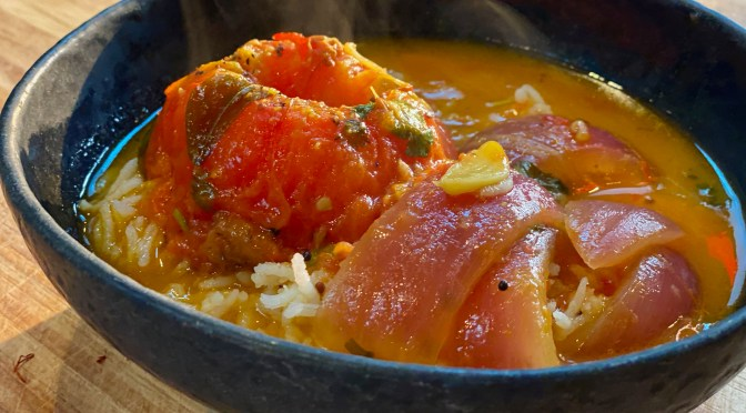 Amazing Tomato Curry