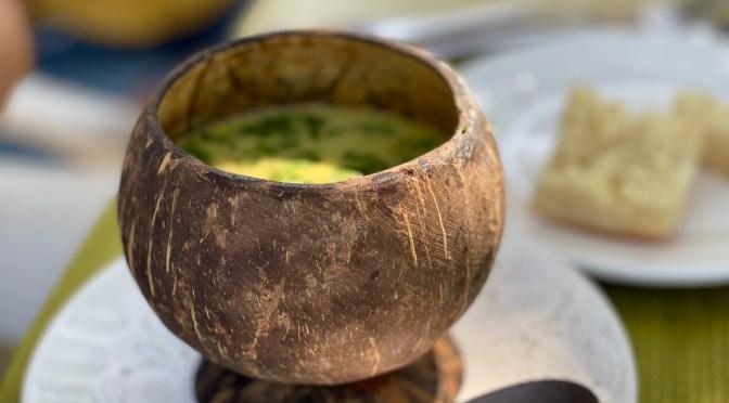 Swahili Zucchini Soup