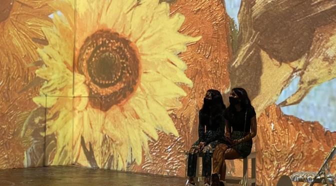 Immersive Van Gogh Exhibit San Francisco