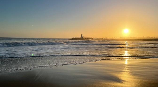 September in Santa Cruz
