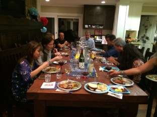 Hanukkah Celebration 2015