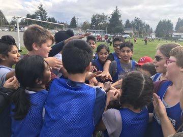 Sports teams develop school connections