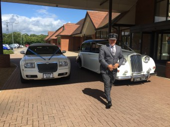 Wedding Car & Limo Hire